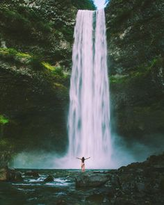 Brandywine Falls, Whistler, BC.  Photo: miraecampbellphot... - Pin Curated by @Poppytalk for @Explore Canada