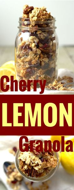 I will switch out the cherries for craisins or dates, but really sounds good!