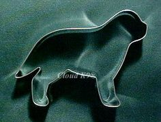 Mastiff Bullmastiff COOKIE CUTTER for Dog Biscuits Crafts Birthday Cookies (Hand Soldered for Extra Quality)Dogue de Bordeaux French Mastiff. $8.50, via Etsy.