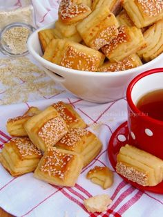 Savory Pastry, Hungarian Recipes, Scones, Bread Recipes, French Toast, Bakery, Food And Drink, Favorite Recipes, Sweets