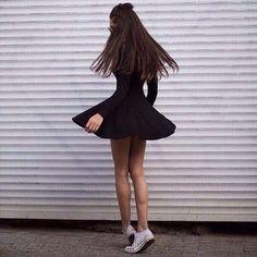 vestido lindisimo chica