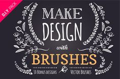 Handcrafted Fonts, Graphics, Themes and More ~ Creative Market.
