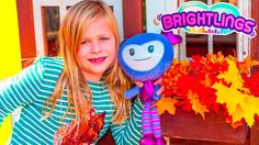 BRIGHTLINGS Assistant Oays with Spinmasters Brightlings Talking Doll New Toys Video