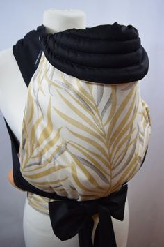 MEI TAI Baby Carrier / Sling / Reversible / Palmera / by MarinaN