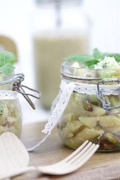 Zespri Kiwi Green und ein leckerer Nudelsalat - Tulpentag