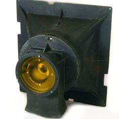 "Vintage 6"" 154mm f6.3 Metrogon Wide Angle Lens In Original Housing for Large Format Camera 8x10"