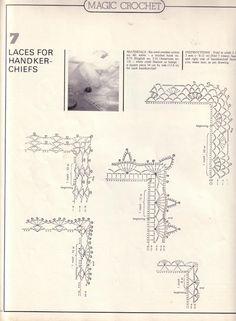 Magic Crochet Nº 15 - Edivana - Picasa Web Albums
