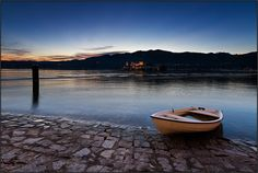Lago d' Orta by beppeverge, via Flickr