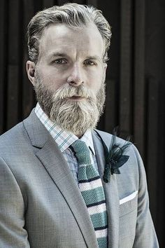 gray hair and beard images at DuckDuckGo Grey Beards, Long Beards, Poodle Grooming, Men's Grooming, Moustaches, Beard Images, Beard Pictures, Short Beard, Awesome Beards