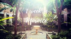 So you've booked a flight and have one week to spend in Morocco. Where do you go and what do you see? This can be the hardest decision to make! The reality is one week isn't enough time to see the entire country. I know many travelers who try and pack multiple cities into a...READ MORE