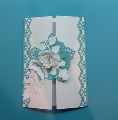 Card: Spellbinders Parisian Card