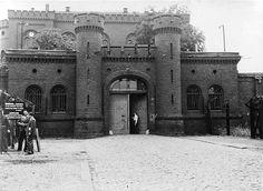 6th Inf Regt Spandau Prison 1951 -  Kriegsverbrechergefängnis Spandau