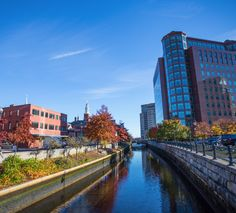 Come fall, the Rhode Island capital turns on the perfect mix of pastoral and urbane charms: while blazing foliage lights up the daytime, WaterFire—the bonfires that line the city's rivers—illuminates the evenings through October.