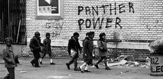 """On June 21, Stanley Nelson's documentary, """"The Black Panthers: Vanguard of the Revolution,"""" will debut at the Human Rights Watch Film Festival—""""arguably New York's most important annual film series."""" http://nyti.ms/1MOQRBs   Learn more about The Black Panthers in our upcoming book, Black Panthers For Beginners, out August 18 #theBlackPantherParty #HRWFilmFestival #BlackPanthersForBeginners"""