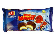 Mini Mamut Cookie, Gamesa, San Nicolás de los Garza, Nuevo León, Mexico,  asubsidiary of PepsiCo, Purchase, New York, U.S.