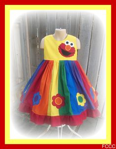 What an adorable Birthday Dress :D