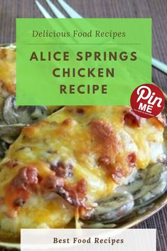 Alice Springs Chicken Recipe This easy copycat recipe of alice springs chicken always receives rave critiques from my circle of relatives and from the customers at our meal meeting shop. It's smooth too! Simply gather, bake and anticipate the applause! Best Chicken Recipes, Chicken Salad Recipes, Alice Springs Chicken, Good Food, Yummy Food, Dinners, Meals, Copycat Recipes, A5