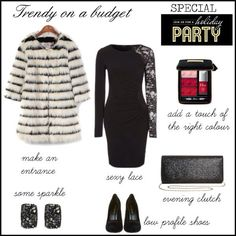 #trendyonabudget #special #holiday #party http://pinktopping.blogspot.it/2013/11/trendy-on-budget-special-holiday-party.html #cocostyling #cocoshopper #shopping #styling #fashion #wardrobe #stylist #fbloggers