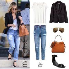 Molly Sims Look for Less
