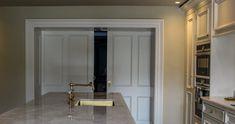 Internal Doors made by timber joinery Timeless Sash Windows Warm Paint Colors, Georgian Terrace, Sliding Pocket Doors, Timber Door, Sash Windows, Roof Light, Internal Doors, Closed Doors, French Doors