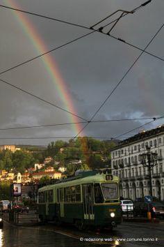 #Torino 29 aprile 2014 #arcobaleno #scatTO