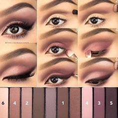 Loving all the looks @thecinemascoper has created with La Palette Nude Intense