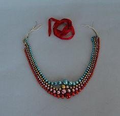 Folk necklace: Kraków, Poland © British Museum