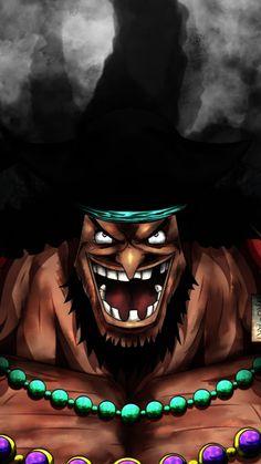 Blackbeard One Piece Wallpaper