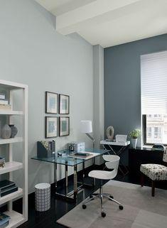 Hwr, Arbeitsplatz, Wohnzimmer, Büro Farbschemata, Büro Lackfarben, Hausbüro  Farben, Wandfarben, Hausfarben, Büro Eingerichtet, Büro Ideen,  Farbschemata, ...