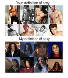 HELL YEAH!!!!! Michael was sexy both inside and outside!!!!! <3 <3 <3  ❤️ Love him!