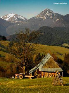 Zázrivá - Mountain Village bellow Rozsutec  Eslovàquia