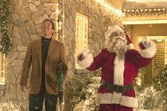 Christmas With The Kranks Tanning Scene.Pinterest