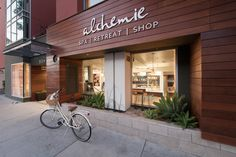 Alchemie Spa in Santa Monica, CA. The most amazing massages. Organic, natural, quiet, comfortable, clean. If this doesn't destress you, I don't know what will.