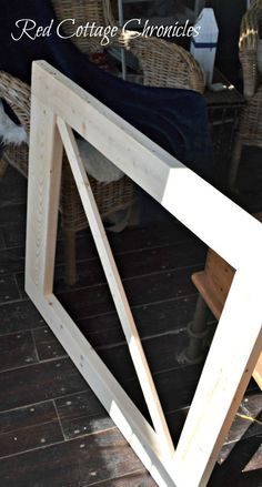 """A nice screen door really adds to curb appeal. This """"Chippendale"""" wood screen door tutorial can help you build your own for a fraction of the cost of new! White Gazebo, Large Gazebo, Screened Gazebo, Hot Tub Gazebo, Wood Screen Door, Fence Doors, Screen Doors, Front Doors, Red Cottage"""
