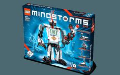 Cool coding toys for kids -- LEGO Mindstorms Lego For Kids, Our Kids, Learn Robotics, Lego Mindstorms, Tech Toys, Lego Building, Home Automation, Cool Toys, Kids Toys