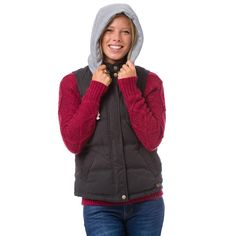 Brena Animal Gilet - More than Sport www.morethansport.co.uk Was £70.80 now £54 including VAT and free UK postage.