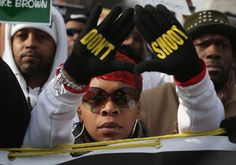 """Michael Brown's Mother Lezley McSpadden: """"I Feel Like I Can't Enjoy Anything"""""""