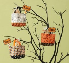 Spookily Simple Sewing Projects
