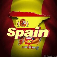 Spain, By ❤ Marina Sweet ❤