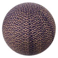 This designer yoga ball cover fits snugly over your exercise/yoga ball. The cover features a heavyweight zip closure and and easy-carry fabric handle. For Size 55 Yoga Ball. Meet the Artisans Global Groove is a fair trade orga Balance Exercises, Pilates Workout, Cover Size, No Equipment Workout, Fair Trade, Ikat, Fun Workouts, Yoga Fitness, Fabric