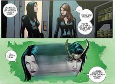 Loki: Agent of Asgard #2 Trixie/Tricksey