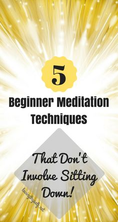 5 alternatives to sitting meditation that are just as beneficial. If you are a beginner to meditation, calming your body, becoming mindful and present can be quite challenging. that's why these alternative methods for meditation are wonderful! Meditation Steps, Meditation For Health, Meditation For Anxiety, Meditation For Beginners, Meditation Benefits, Meditation Techniques, Chakra Meditation, Mindfulness Meditation, Guided Meditation