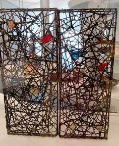 Claire Falkenstein. New Gates of Paradise (maquette), 1961