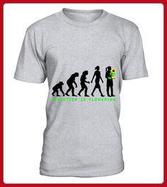 Evolution Female Florist Gardener 072016 2 Tshirt - Evolution shirts (*Partner-Link)
