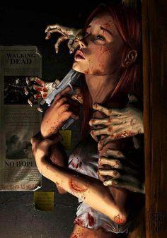 Post Apocalypse / Dystopia - Zombie Attack