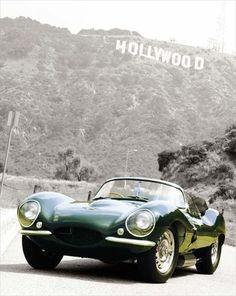 Steve McQueen's Jag XK SS