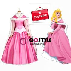 Fancy Adult Sleeping Beauty Princess Aurora Gorgeous Dress Cosplay Costume US… Sleeping Beauty Costume, Sleeping Beauty Princess, Aurora Sleeping Beauty, Princess Aurora Costume, Disney Princess, Party Gowns, Gorgeous Dress, Fancy Dress, Cosplay Costumes