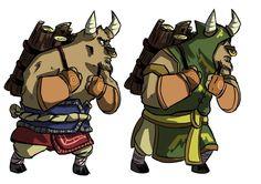 https://www.facebook.com/jrumboart  Character Design by Josué Rumbo