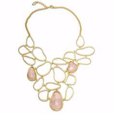 Sheila Fajl Organic shapes necklace! $425