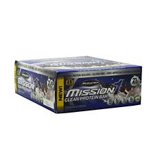 Mission1, Cookies & Cream 12 Bars; Muscletech, Sport Performance #bodybuilding #sport #sportsnutrition #gym #sport_performance https://monsternbeast.com/shop/mission1-cookies-muscletech-sport-performance/